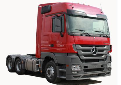 ��������� ����� Mercedes-Benz Actros 2641 LS