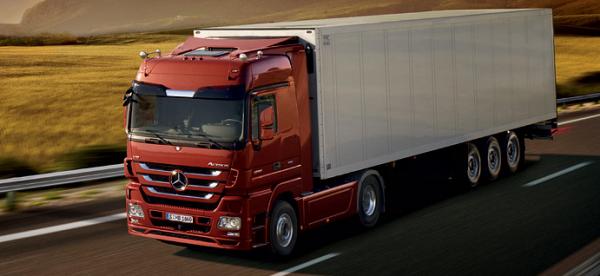 Седельный тягач Mercedes-Benz Actros 3346 S