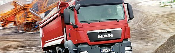 Седельный тягач MAN TGS 19.360 4Х2 BLS