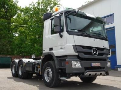 Седельный тягач Mercedes-Benz Actros 2641 S
