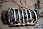 Как сжать пружины без стяжек – Как сжать пружину амортизатора без стяжек