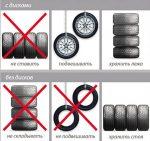 Срок годности шины по госту – Какой срок эксплуатации автомобильных шин. сроки годности, хранения и службы