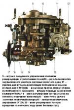 Устройство карбюратора к 151 д – Карбюратор к 151: устройство, ремонт, регулировка
